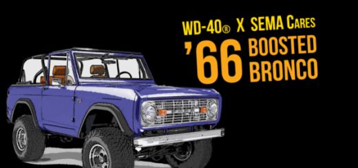 ВД-40 и Сема заботится восстанавливаем классический 1966 Форд Бронко для Сема 2019